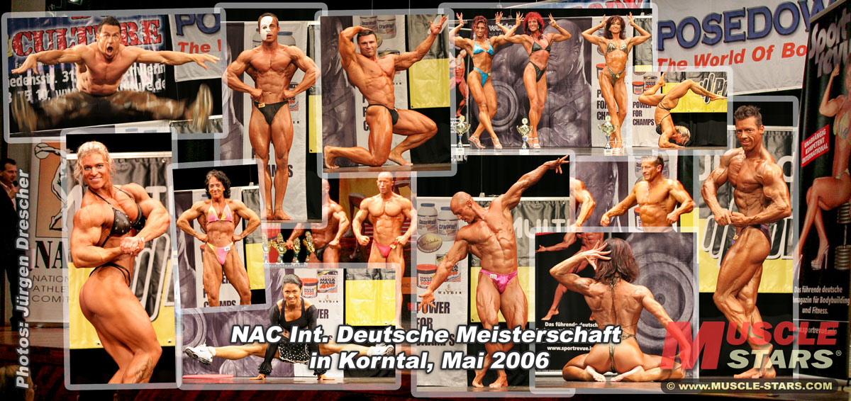 NAC Int. Deutsche Meisterschaft 2006 in Korntal