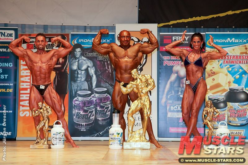 NAC Deutsche 2011, Fitness & Bodybuilding