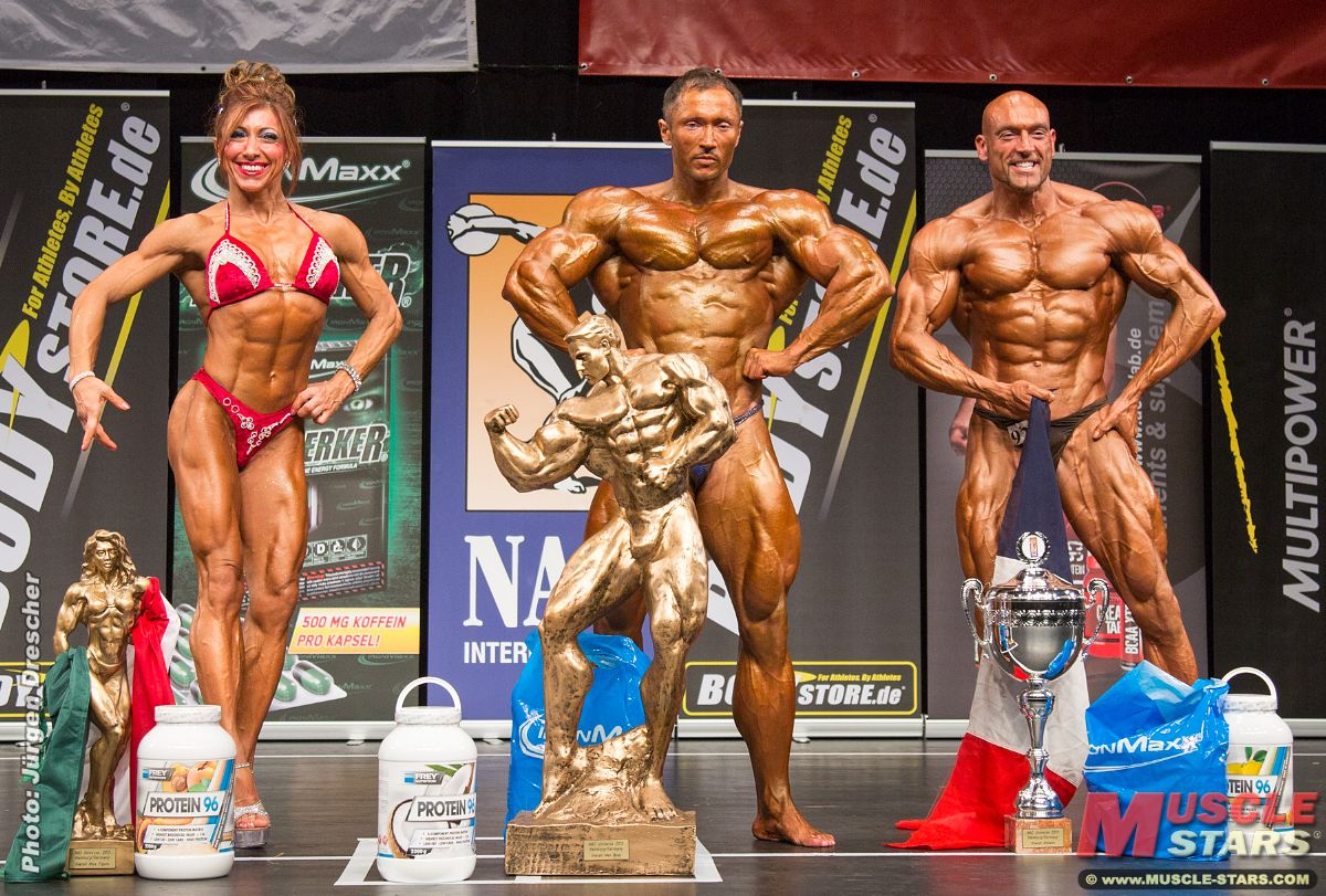NAC Ms. & Mr. Universe 2013 in Hamburg
