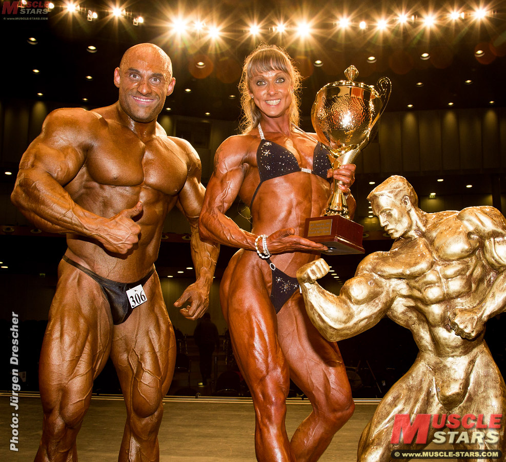 NAC Ms. & Mr. Universe 2014 in Hamburg, Highlights