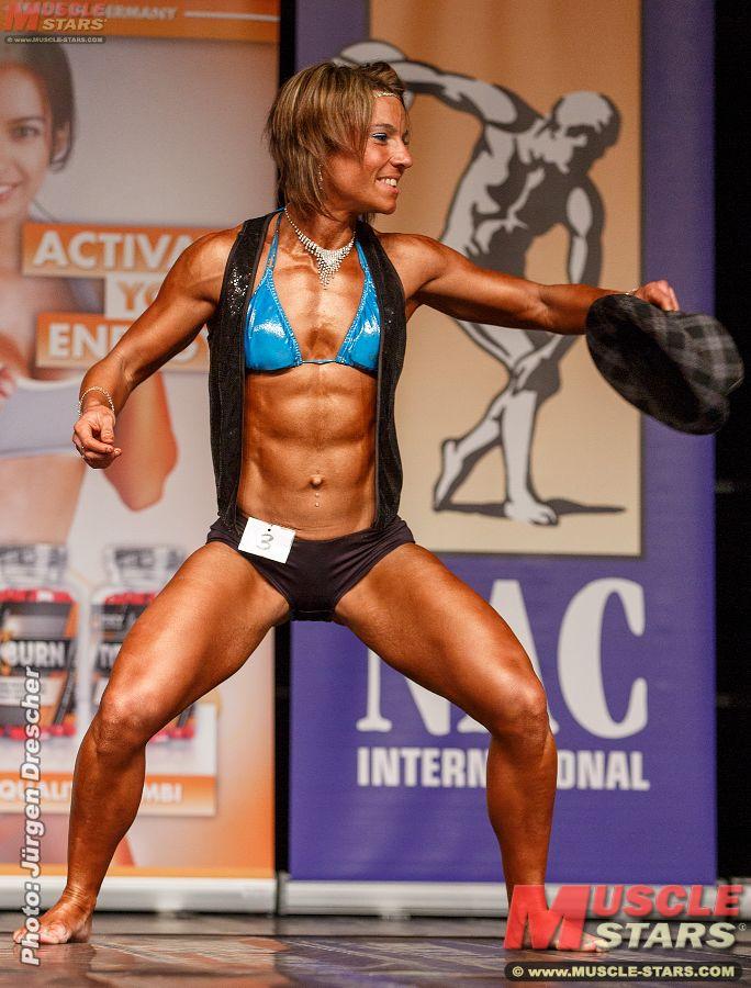 NAC International Championship Luxembourg 2015, Miss Fitness ...