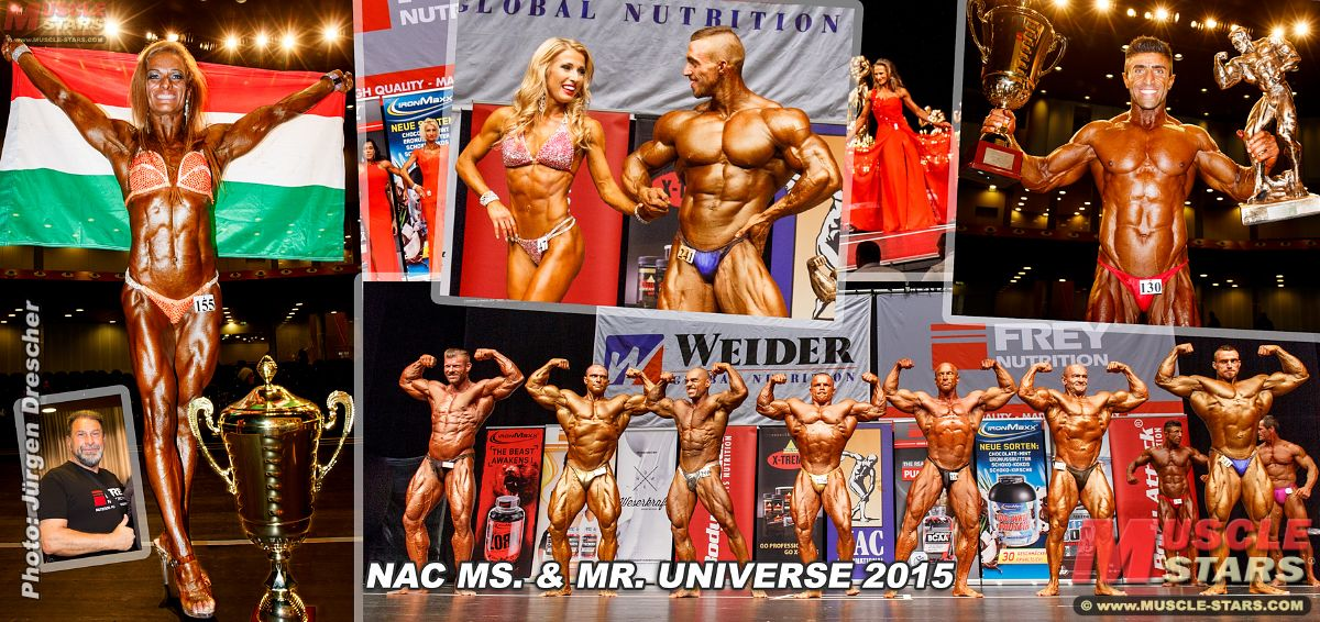NAC Universe November 2015 in Hamburg, Part 1