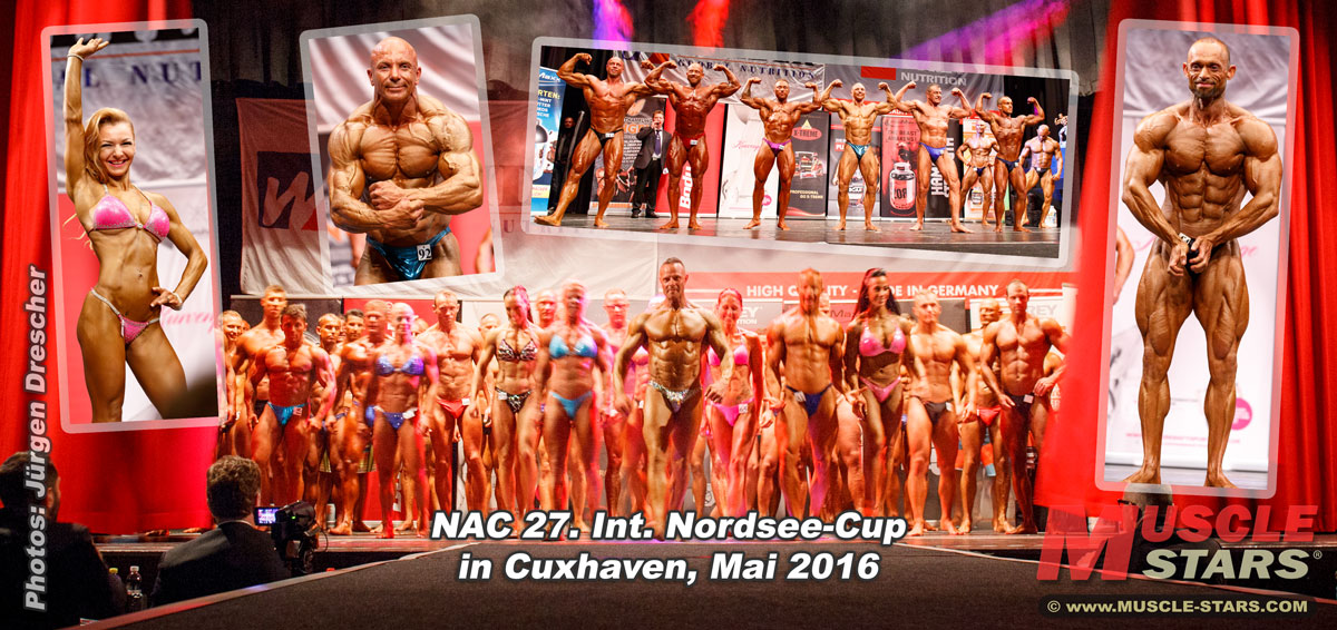 NAC Int. Nordsee-Cup 2016 in Cuxhaven