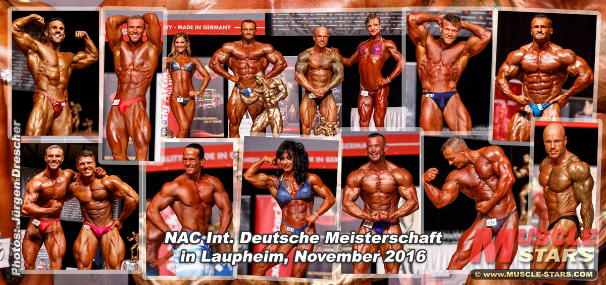 NAC Int. Deutsche Meisterschaft November 2016 in Laupheim, Teil 1