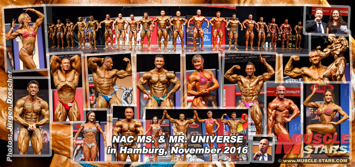NAC Universe November 2016 in Hamburg, Part 1
