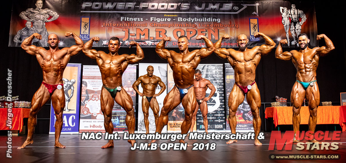 NAC Int. Luxemburger Meisterschaft & J-M.B OPEN 2018