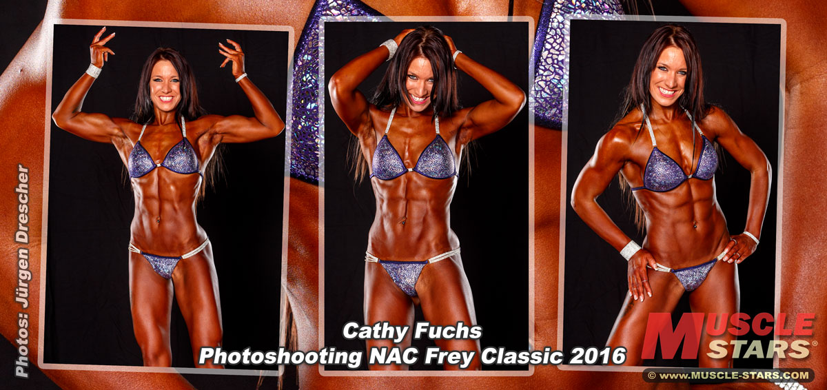 Cathy Fuchs, Foto Shooting