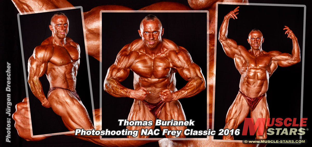Thomas Burianek, Foto Shooting